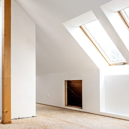 Roof light loft conversions