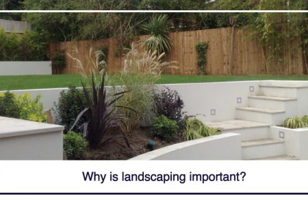 landscaping important