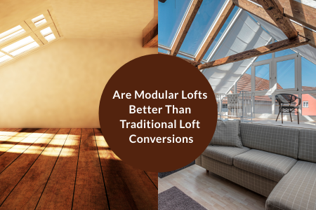 modular or traditional loft conversions