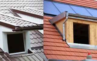 What is the Difference Between a Dormer and a Mansard